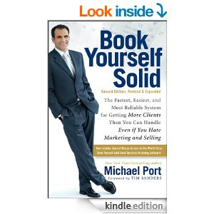 Yaseen Dadabhay reviews Michael Ports Book Yourself Solid