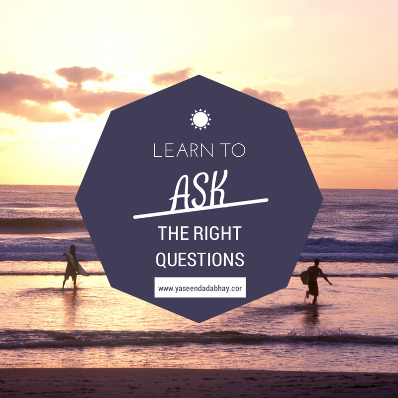 Leading with Questions: