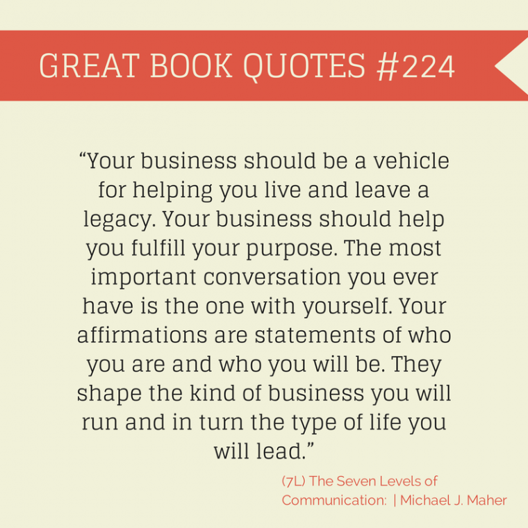 Your Business Should be a Vehicle