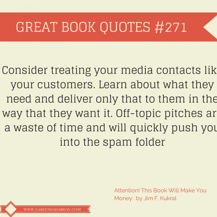 GREAT BOOK QUOTES #271