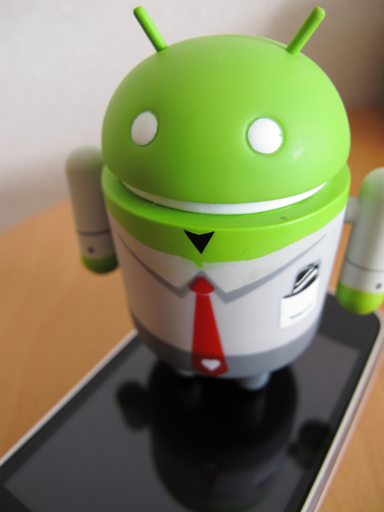 Do you create plans that would require an android to execute?