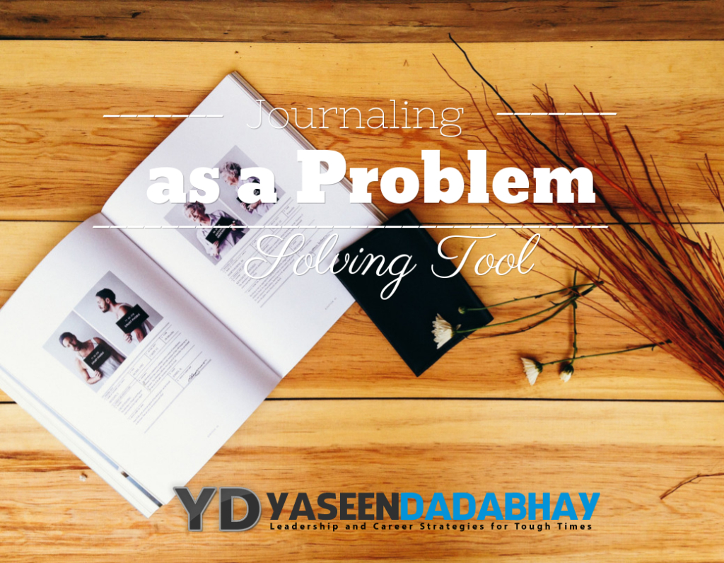 Journaling as a Problem-Solving Tool