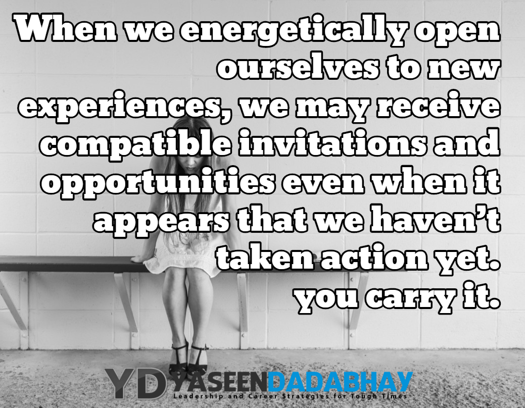 Open Self To New Experiences