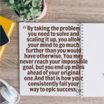 Fail Your Way To Epic Success