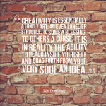 The No 1 Habit of Highly Creative People