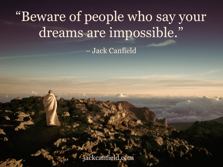 Live The Impossible Dream