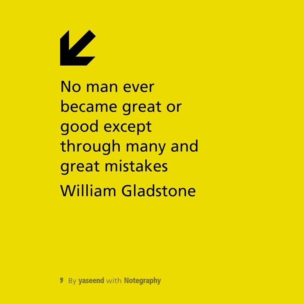 Failure Is An Important Part of Entrepreneurship
